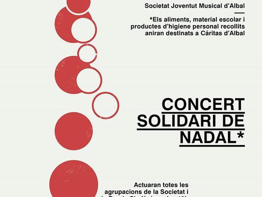 Pròximament: Concert Solidari de Nadal