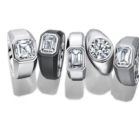 Tiffany & Co lance sa ligne de bagues de fiançailles pour homme