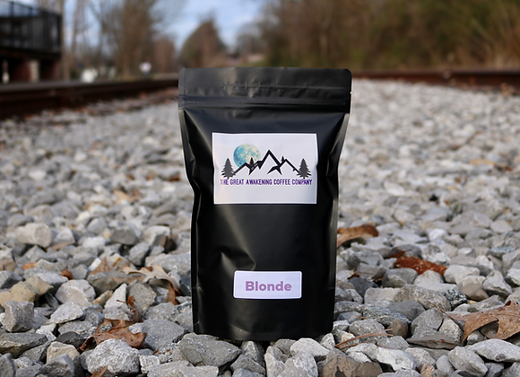 5lb Panamanian Blonde Roast Ground