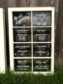 AlliCat Calligraphy Rentals