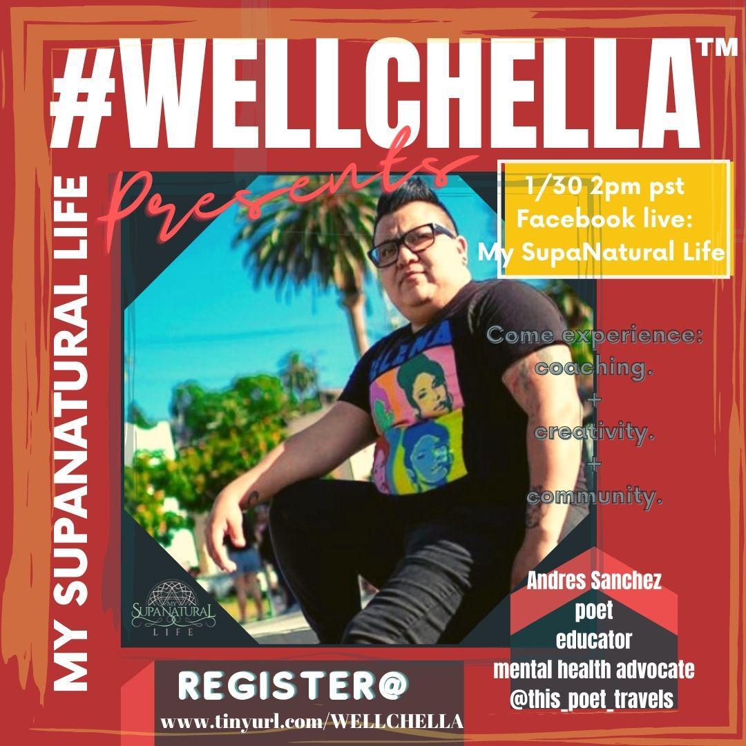 WELLCHELLA ANDRES