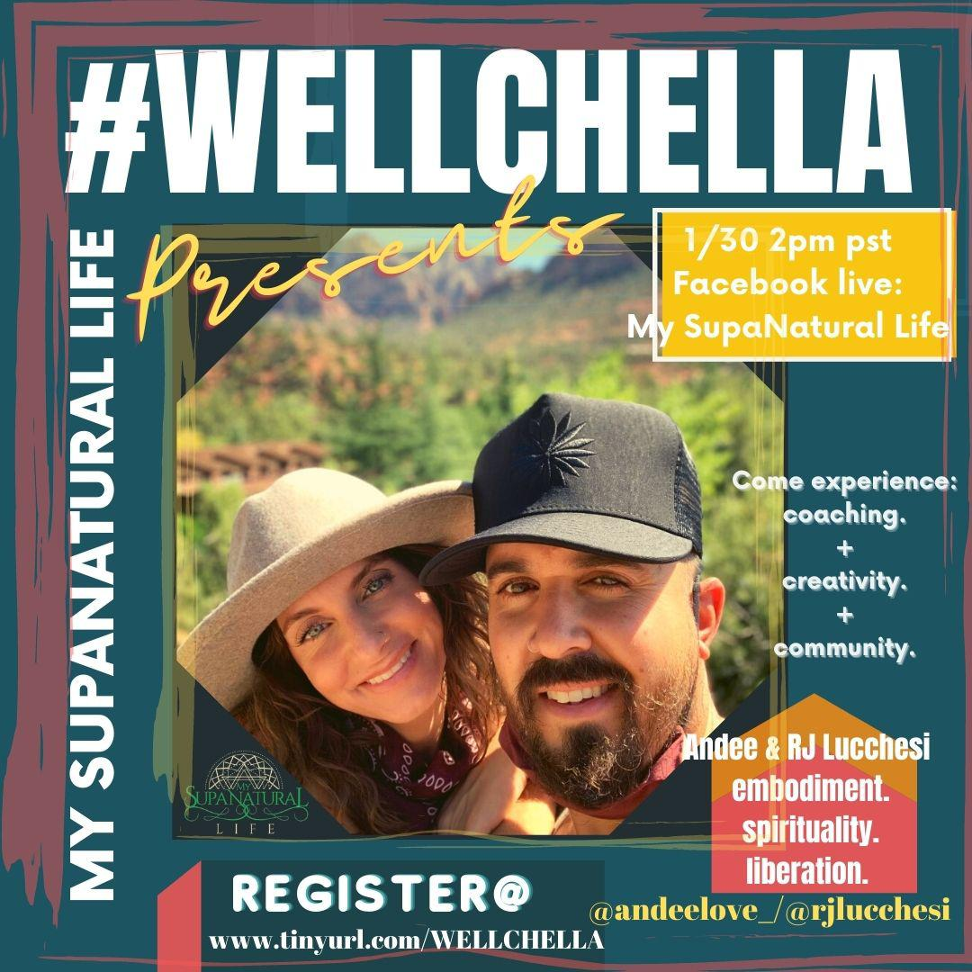 WELLCHELLA ANDEE & RJ