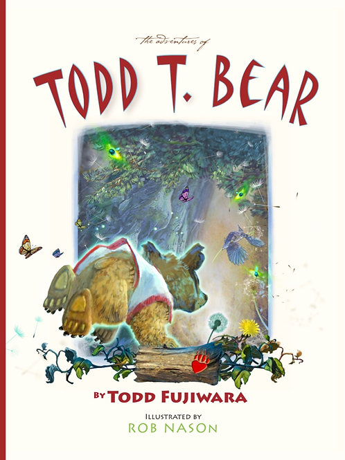 Book: The Adventures of Todd T. Bear