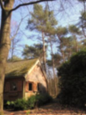 Front garden, Gingerbread Huis
