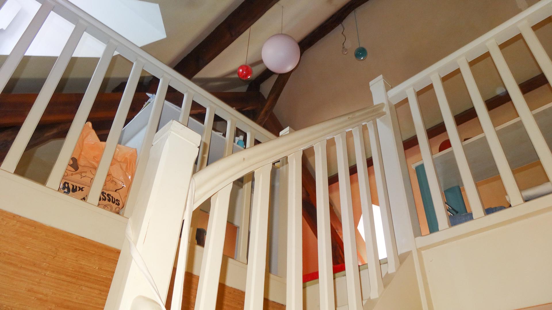 La Demeure - Accès chambre N°14