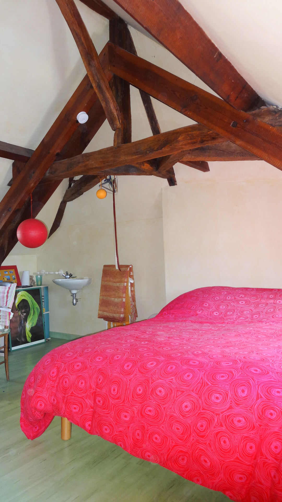 La Demeure - Chambre N°14