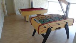 Le Gîte - Salle de jeu
