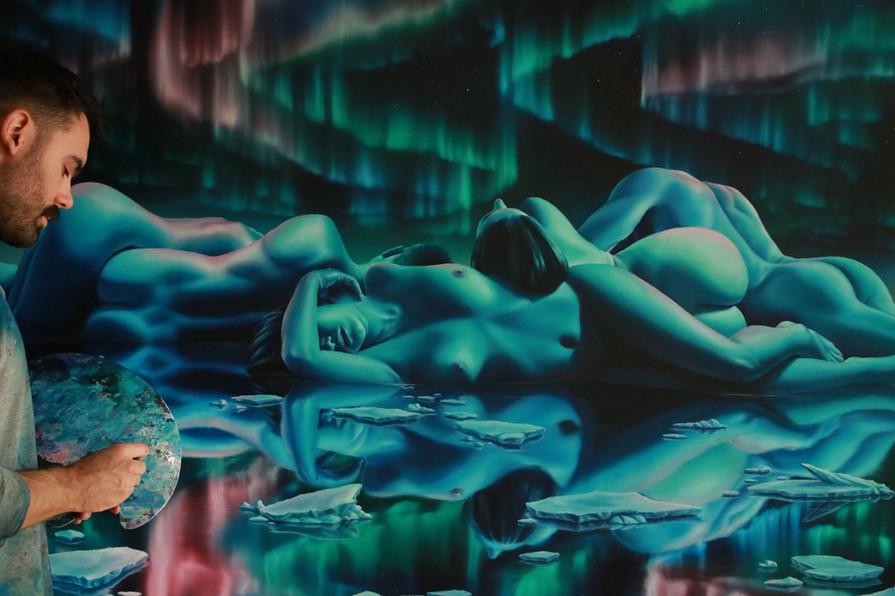 The Stillness of Intimacy / SOLD