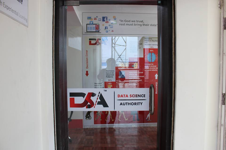 DSA Entrance