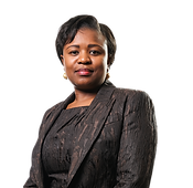 Futhie Tembe -Senior Manager Finance & Business Development (SMFBD)