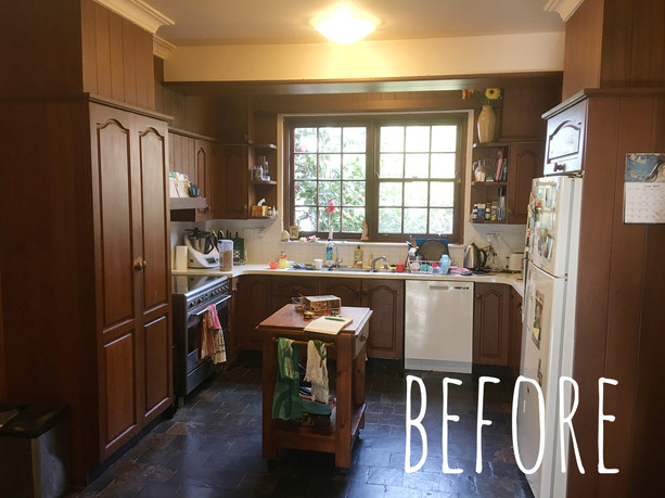 Kitchen Before, Ar