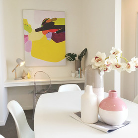 Kellyville Property Styling Dining Room