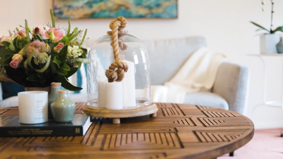 Kellyville Property Styling Coffee Table