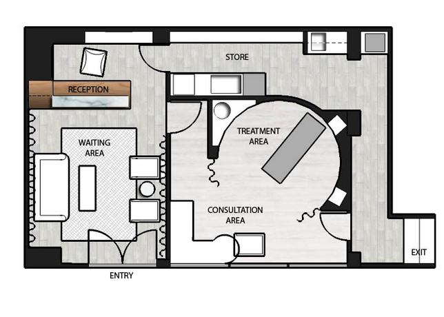 Floor Plan, Crows Nest