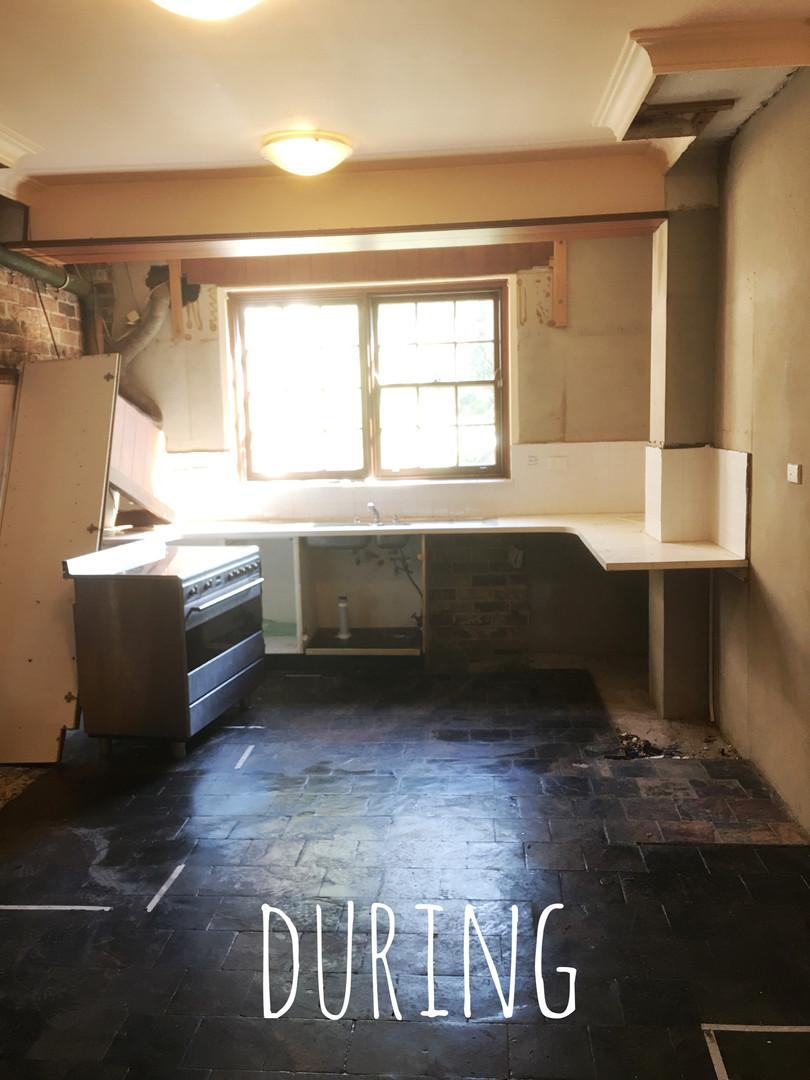 Kitchen During, Arcadia