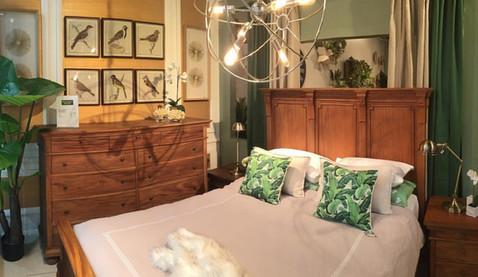 Timber Bedroom Suite
