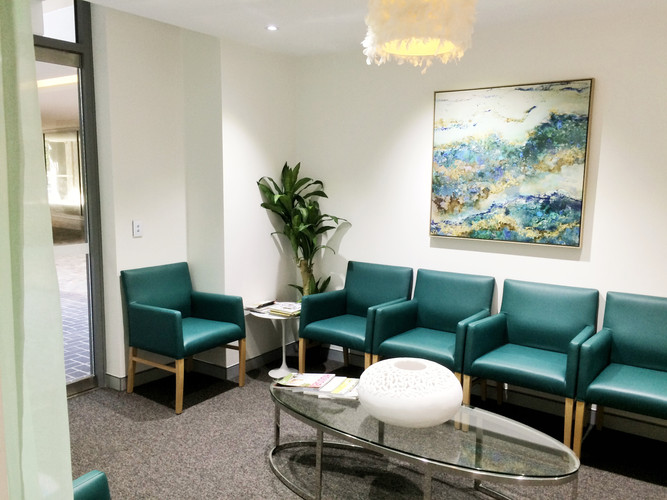 Waiting Area, Crows Nest
