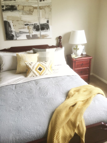 Master Bedroom Pitt Town