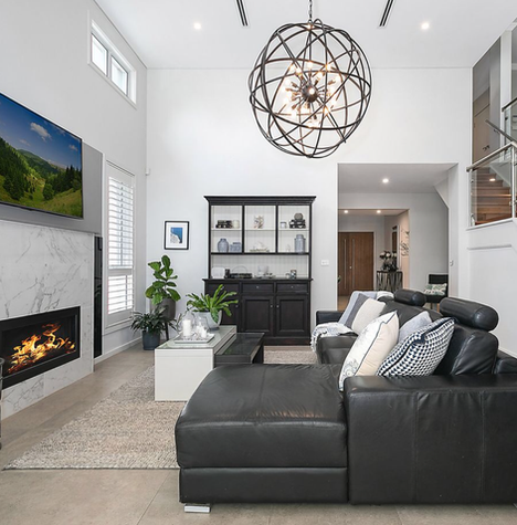 Property Styling West Pennant Hills Loun