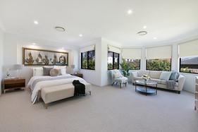 Master Bedroom Design Glenwood