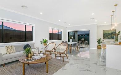 Living Room Property Styling Marsden Park