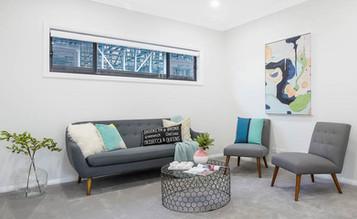 Marsden Park Property Styling Family Room