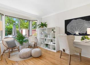 Property Styling Bella Vista Study