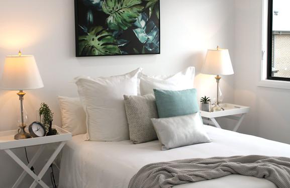 Property Styling Stanhope Gardens Master Bedroom