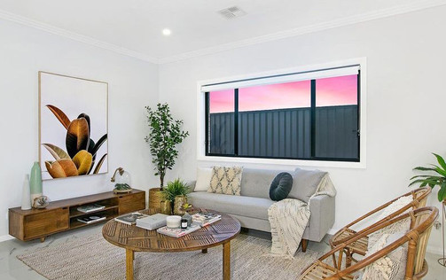 Living Room View 2 Property Styling Marsden Park