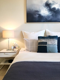 Property Styling The Ponds Bedroom