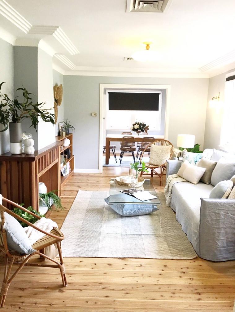 Property Styling Baulkham Hills Living R