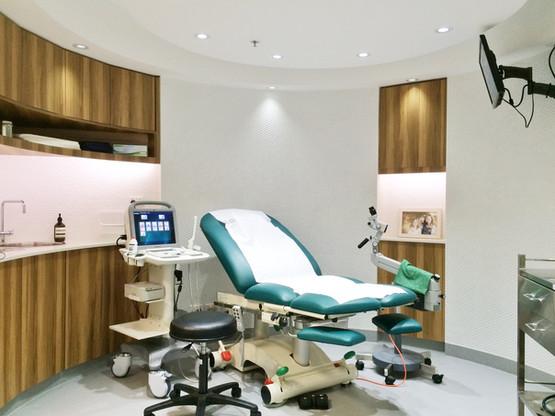 Doctors Treatment Room Crows Nest