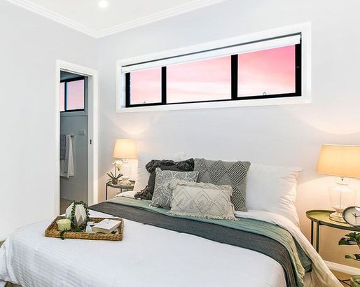 Master Bedroom Property Styling Marsden Park