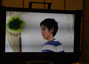 当教室の生徒さんがテレビCMに出演しています!