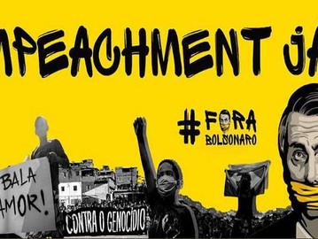 O impeachment de Bolsonaro é o mínimo