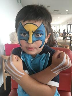 Wolverine Mask