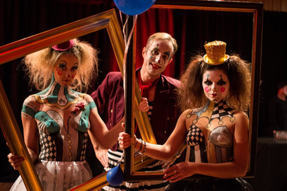 Cirque Body Art