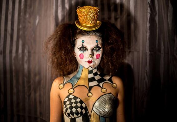 Vaudeville Body Art