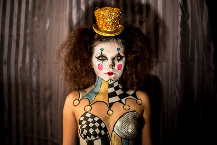 Cirque Body Art