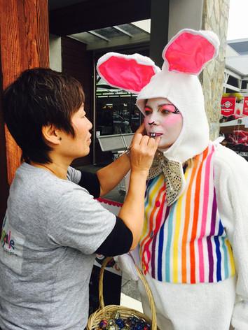 Kumiko & the Easter Bunny