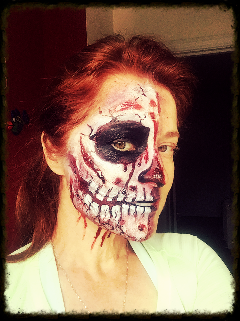 SFX Half Zombie