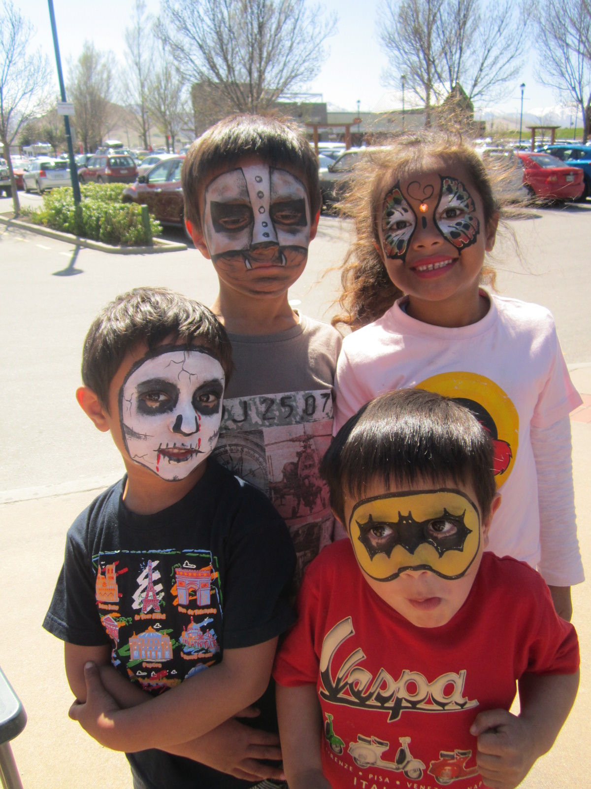 Face Painting Masks