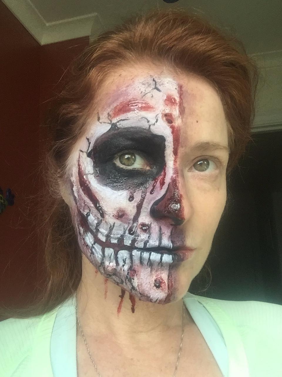 Half Zombie 2