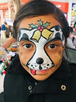 Xmas Puppy Dog