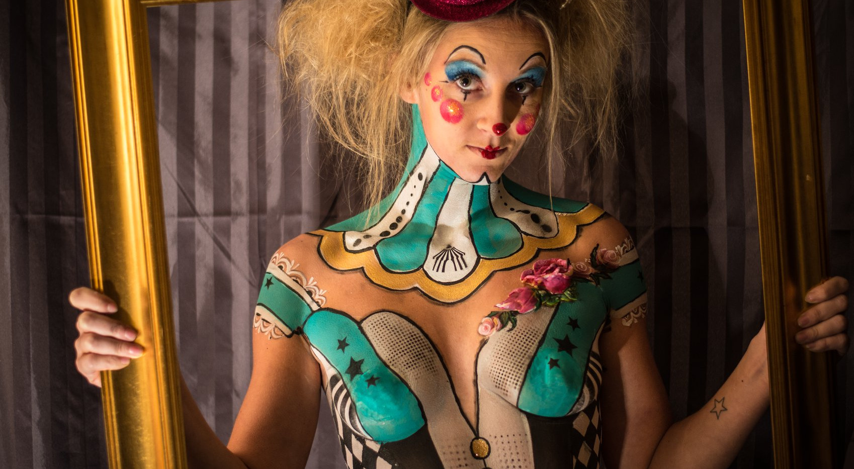 Cirque Living Portraits