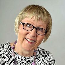 Vapaaehtoinen pastori Leena Turpeinen