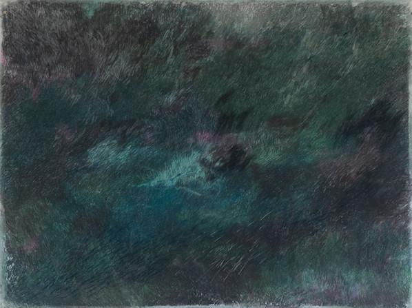 The dark valley (from de quarentine Series), 2020