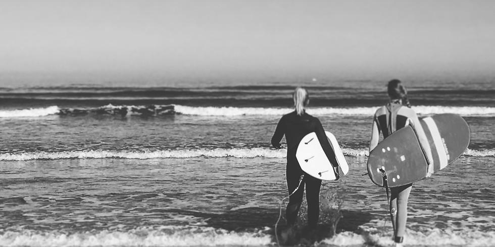 """KolOna kemp """"Surf & Bike"""" - začátečníci i pokročilí"""