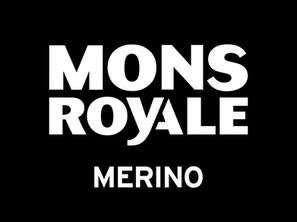 Oblečení MONS ROYALE se slevou -25%!
