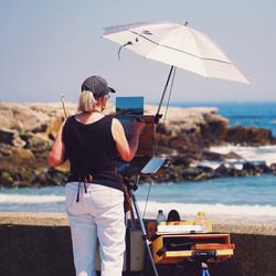 Painters on the Coast